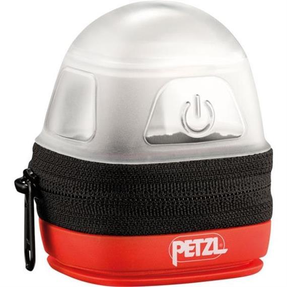Petzl NOCTILIGHT Schutzhülle und Laternenfunktion