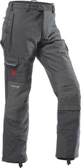 Pfanner GLADIATOR Outdoorhose verstärkt grau - Grösse XS