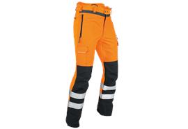 Pfanner Impact FREISCHNEIDERHOSE EN 20471, orange
