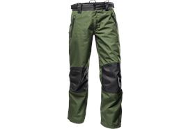 Pfanner NANOSHIELD Regenhose grün - Grösse XL