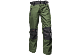 Pfanner NANOSHIELD Regenhose grün - Grösse XS