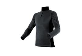 Pfanner Stretch Air HUSKY Shirt grau - Grösse 3XL Übergrösse