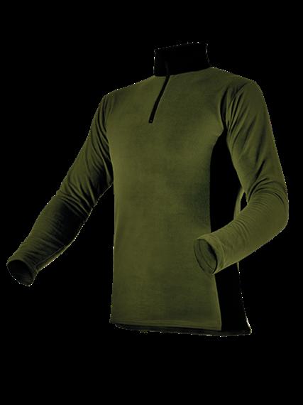 Pfanner Stretch Air HUSKY Shirt waldgrün - Grösse M