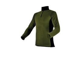 Pfanner Stretch Air HUSKY Shirt waldgrün - Grösse XS