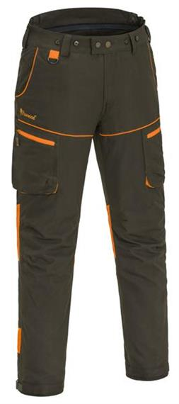 Pinewood WILD BOAR EXTREME Wildschweinhose Wildlederbraun/Orange - C54