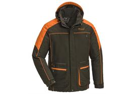 Pinewood WILD BOAR EXTREME Wildschweinjacke Wildlederbraun/Orange
