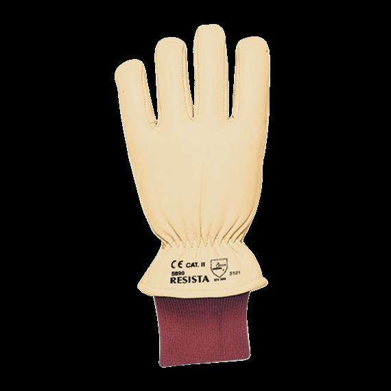 RESISTA-Extra Kälteschutzhandschuh Rindnarbleder - Grösse 11