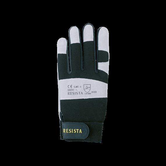 RESISTA-Tech Schutzhandschuh Rindsspaltleder - Grösse S