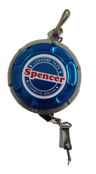 Spencer Forstmessband 15 Meter
