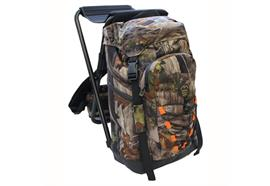 STABILOTHERM Backpack w. stool PEAK camo