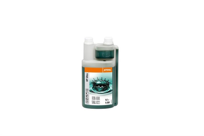 Stihl 2-Takt Motorenöl HP Ultra für 50 Liter, 1 l