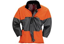 Stihl ADVANCE Wetterschutzjacke anthrazit orange