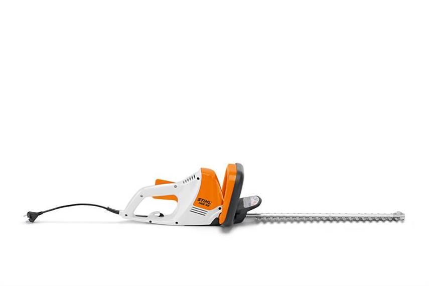 Stihl Elektro-Heckenschere HSE 42 Schnittlänge 45 cm