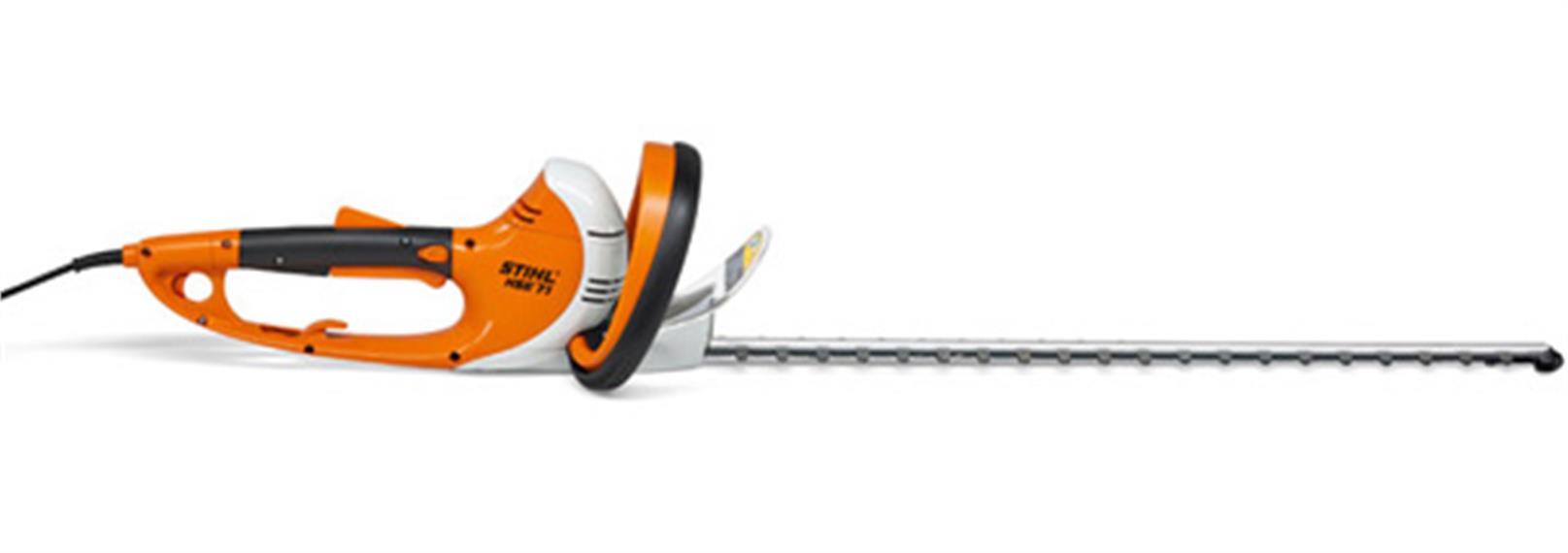 Stihl Elektro Heckenschere HSE 71 Schnittlänge 60 cm