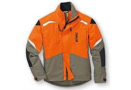 Stihl FUNCTION ERGO Jacke grün/orange
