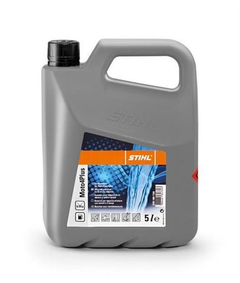 STIHL MotoPlus 4-Takt 5l Einwegkanister grau