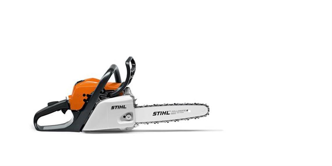 Stihl MS 181 C-BE Motorsäge mit Kettenschnellspannung und ErgoStart Schwertlänge 35 cm