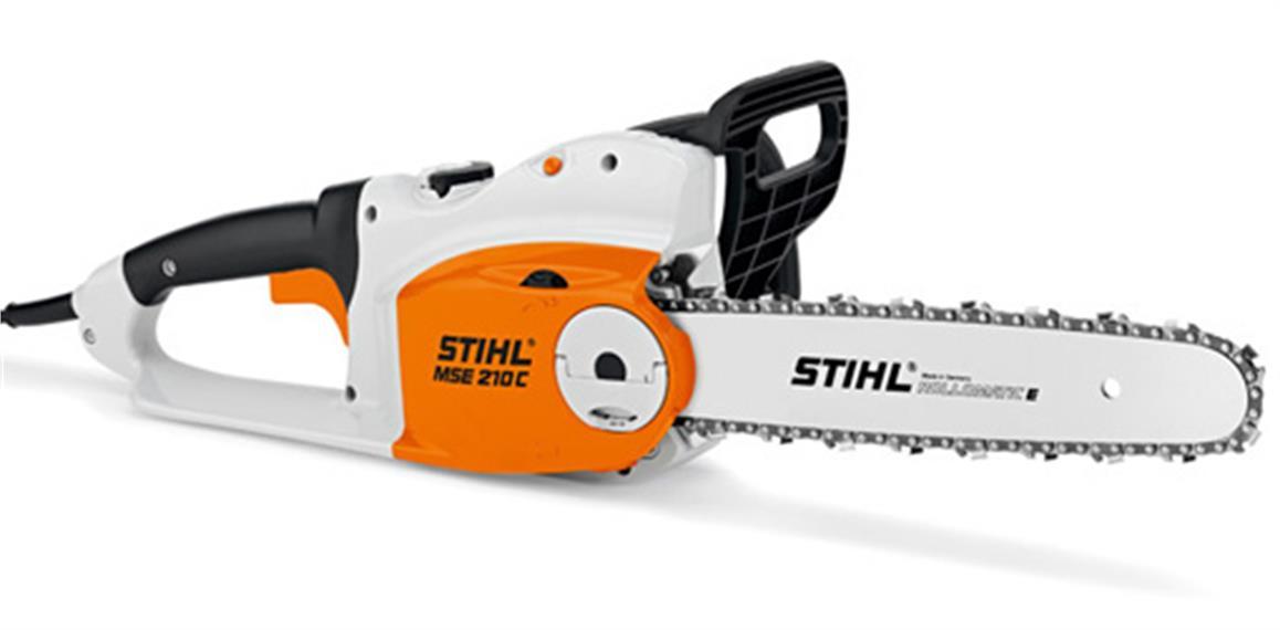 Stihl MSE 210 C-B Elektrosäge Schwertlänge 35 cm