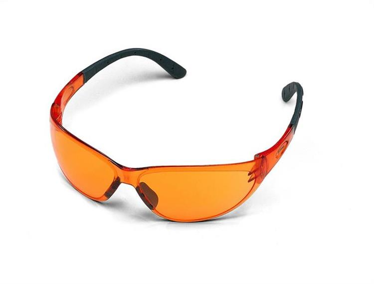 Stihl Schutzbrille LIGHT orange