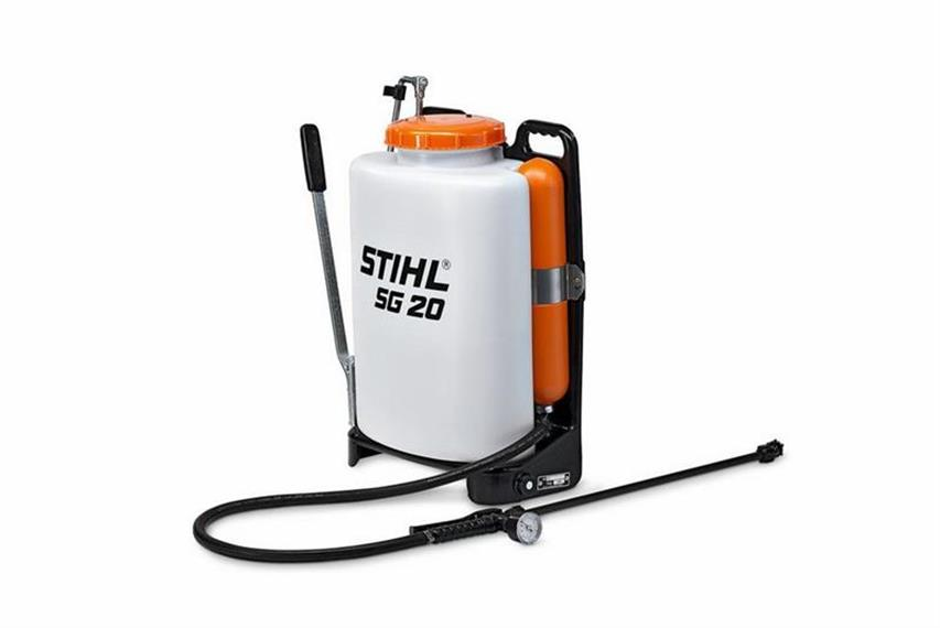 Stihl SG 71 Spritzgerät Tankkapazität 18 l