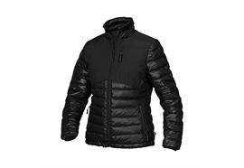 Texstar WOMEN WINTER DOWN JACKET schwarz